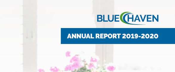 Blue Haven Annual Report 2019-2020
